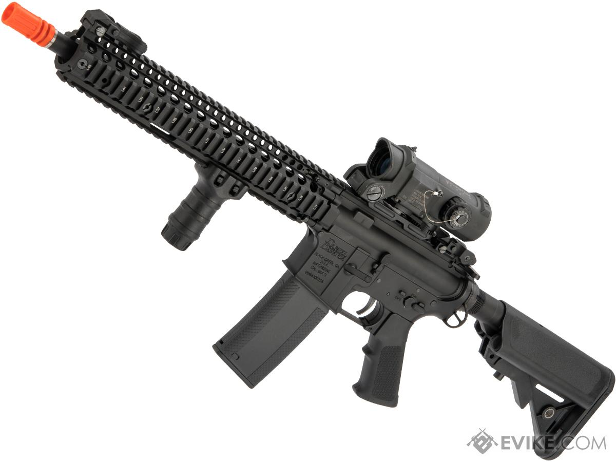 Daniel Defense Transformer M4 Airsoft AEG with QD Front Assembly (Length: 12 Rail)