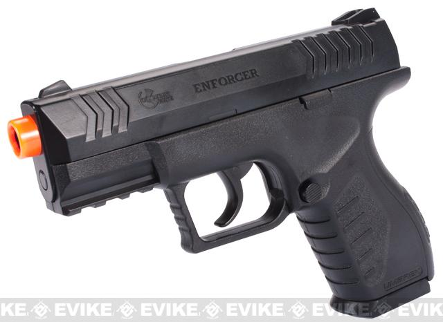 Combat Zone Enforcer CO2 Airsoft Pistol by Umarex USA