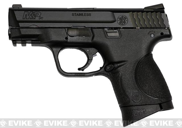Smith & Wesson Licensed M&P 9C Compact Airsoft GBB Pistol by VFC (Package: Gun Only)