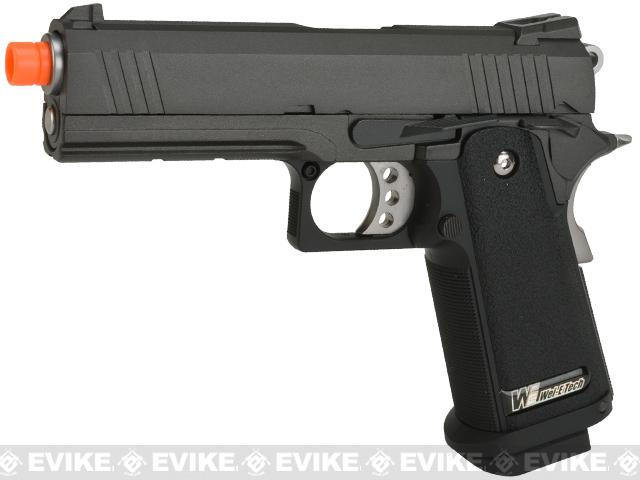 WE-Tech 4.3 Inch 2011 Hi-Capa Airsoft Gas Blowback Pistol - Type B