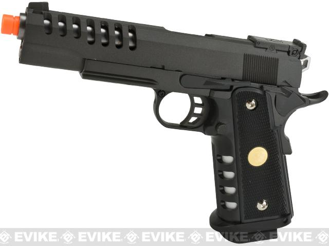 WE-USA Full Metal Hyper Speed Skeletor Hi-CAPA Airsoft Gas Blowback