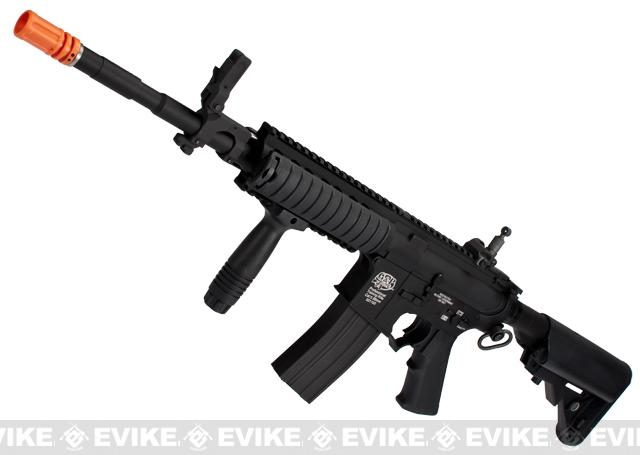 G&P Custom GP-16 Carbine Airsoft AEG Rifle w/ High Performance Gearbox (Package: Add Battery + Charger)