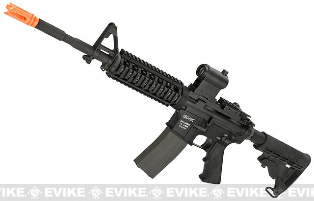 GHK M4 RIS Full Metal Airsoft Gas Blowback GBB Rifle