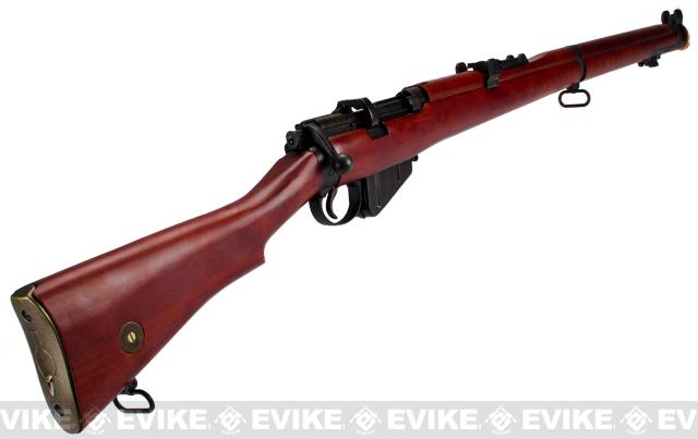 Matrix Collector's Limited Edition Lee Enfield No  1 Mk III Airsoft Gas  Rifle