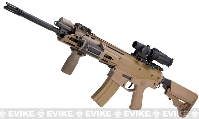 WE-Tech Special Battlefield Edition MSK Airsoft GBB Rifle (Color: Dark Earth)
