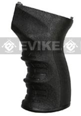 APS US Type Ergonomic Motor Grip for AK Series Airsoft AEG (Color: Black)