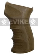 APS US Type Ergonomic Motor Grip for AK Series Airsoft AEG (Color: Dark Earth)