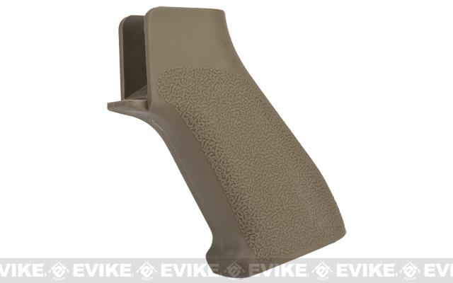 G&P TD Pistol Grip for M4 / M16 Series Airsoft AEG Rifles (Color: Sand)