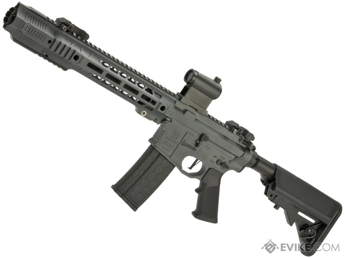 EMG / SAI / Fight Club Custom Limited Edition AR-15 GRY PTW Training Rifle (Configuration: SBR w/ Grey Cerakote finish)