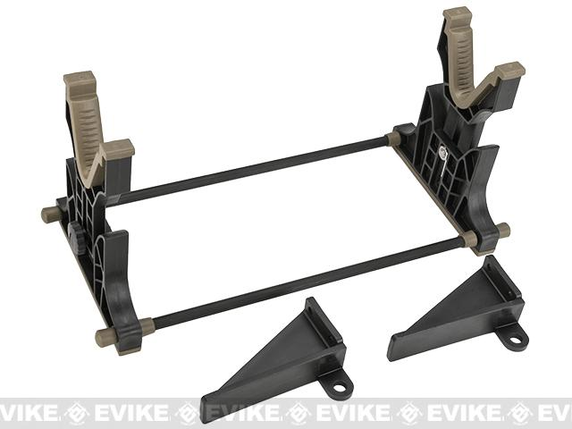 z G&P Professional Grade Rifle Rest / Wall Stand / Rifle Stand Display Kit