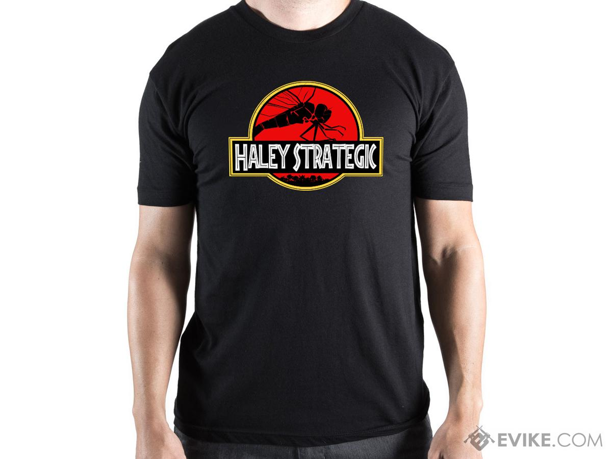 Haley Strategic Partners HSP Jurassic Graphic Tee (Size: Small)