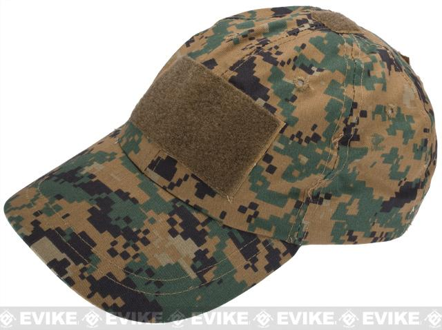 54d1eecd201 Emerson Tactical Patch Ready Baseball Cap (Color  Digital Marpat ...