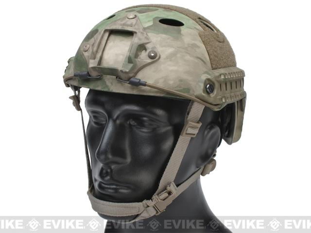 Emerson Bump Type Tactical Airsoft Helmet (Type: PJ / Advanced / Arid Foliage)