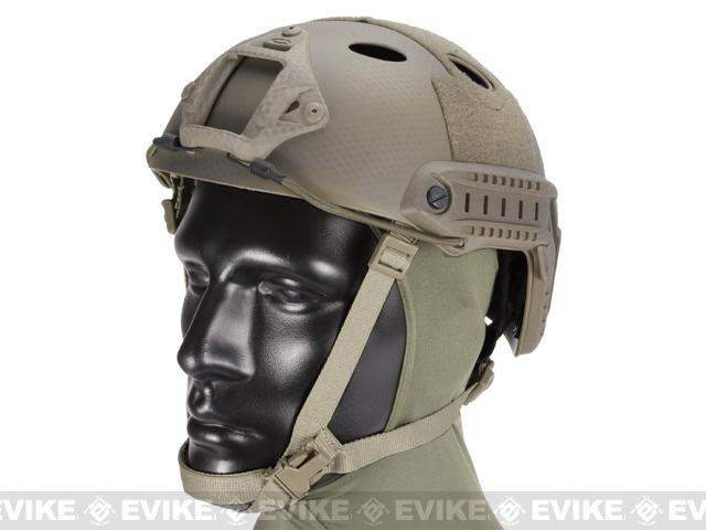 Emerson Bump Type Tactical Airsoft Helmet (Type: PJ / Advanced / Navy Seal)