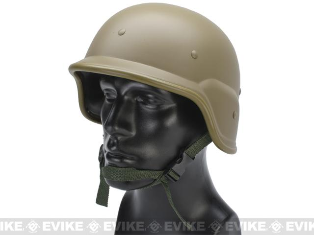 Fire Dragon Heavy Duty PASGT Airsoft Helmet - Tan