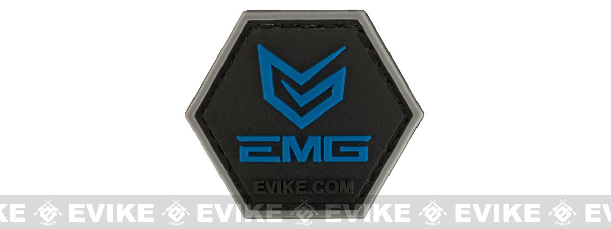 Operator Profile PVC Hex Patch - EMG