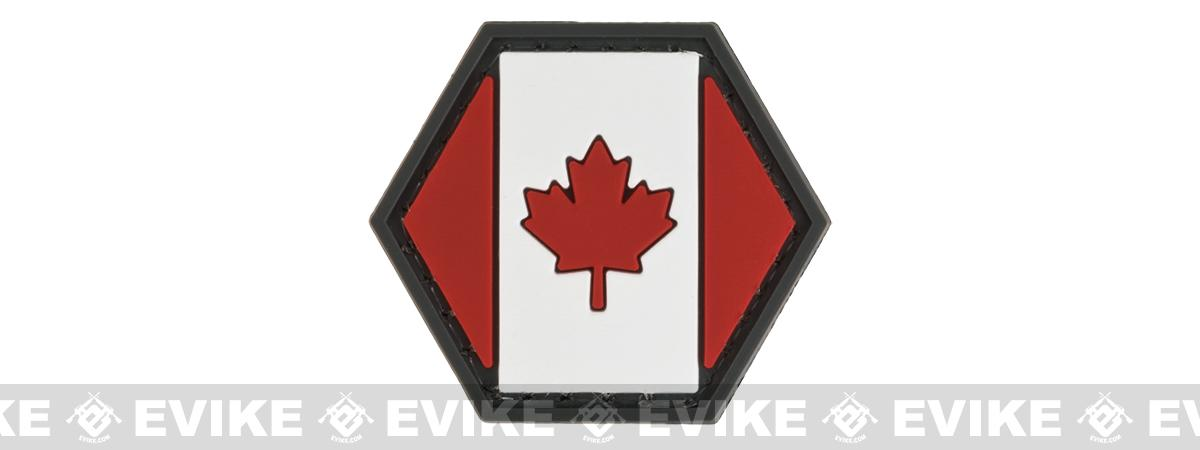 6edaccaaaf5 Operator Profile PVC Hex Patch