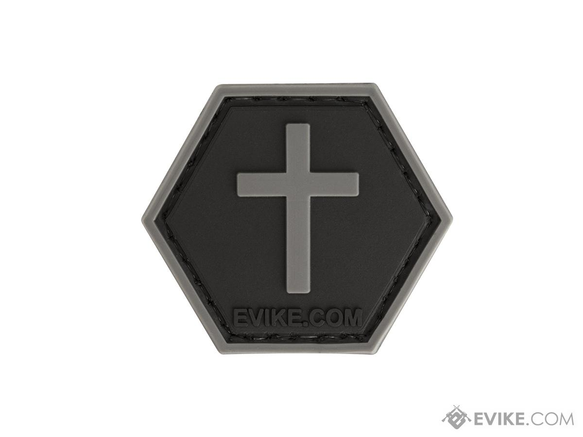 Operator Profile PVC Hex Patch  World Religion Series (Class: Christianity)