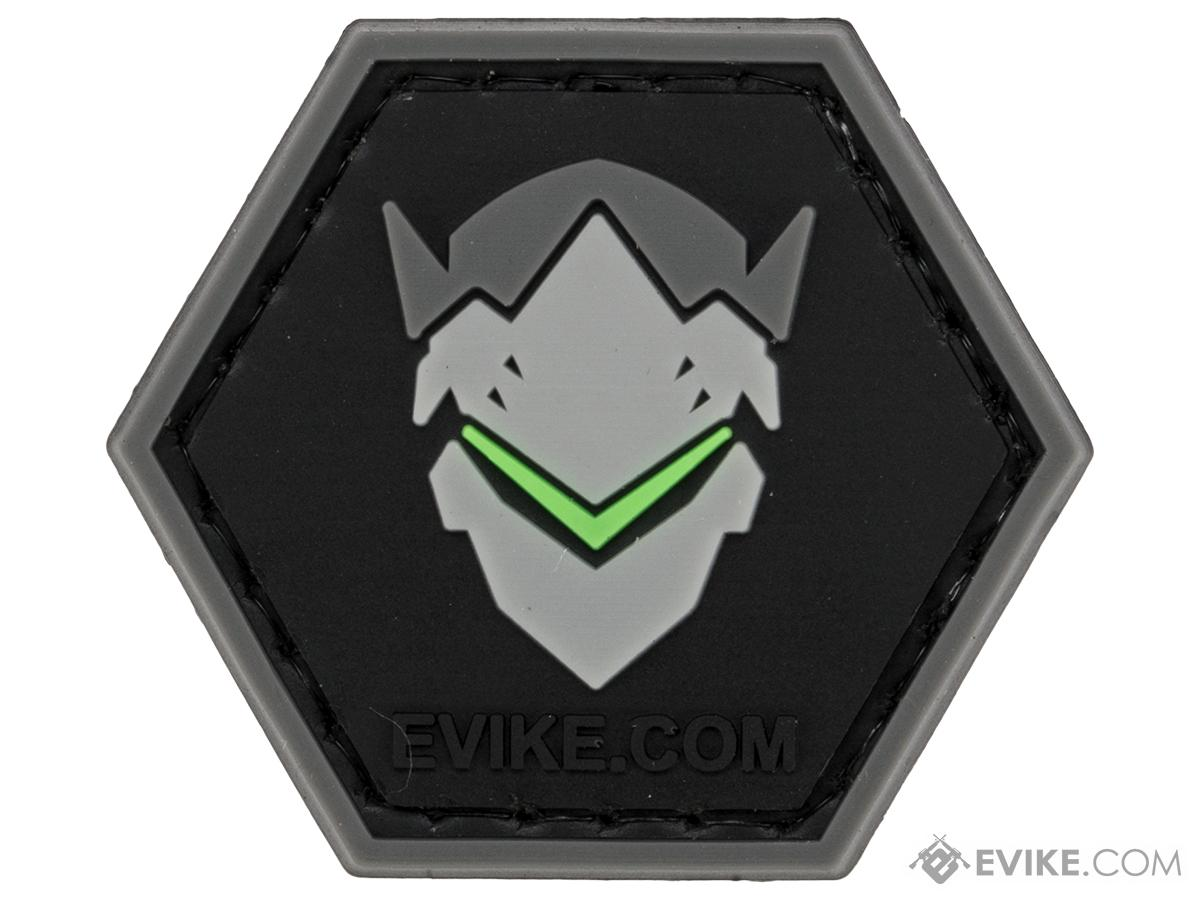 Operator Profile PVC Hex Patch Gamer Series 4 (Style: Genji)