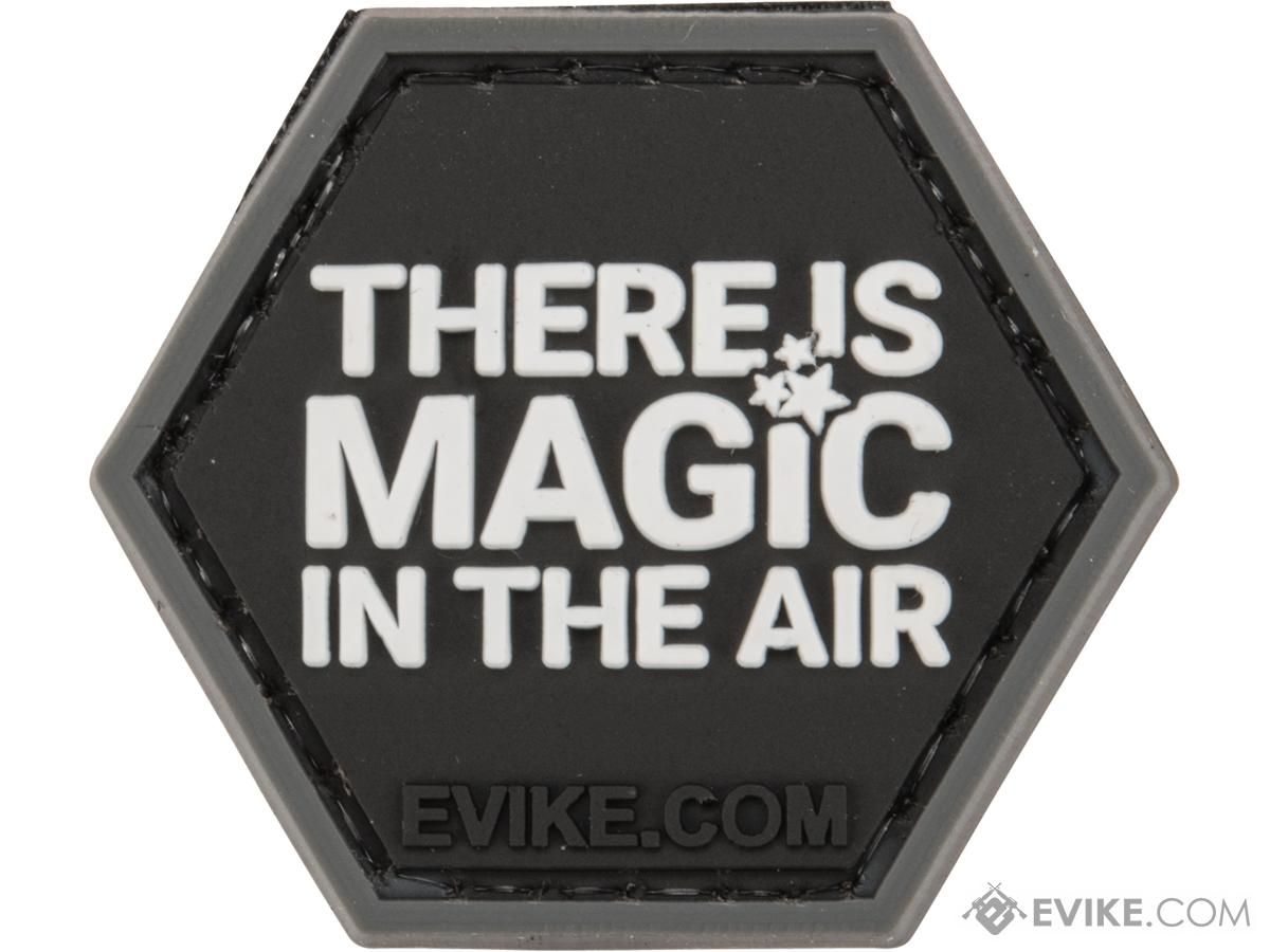 Operator Profile PVC Hex Patch Catchphrase Series (Style: Magic in the Air)