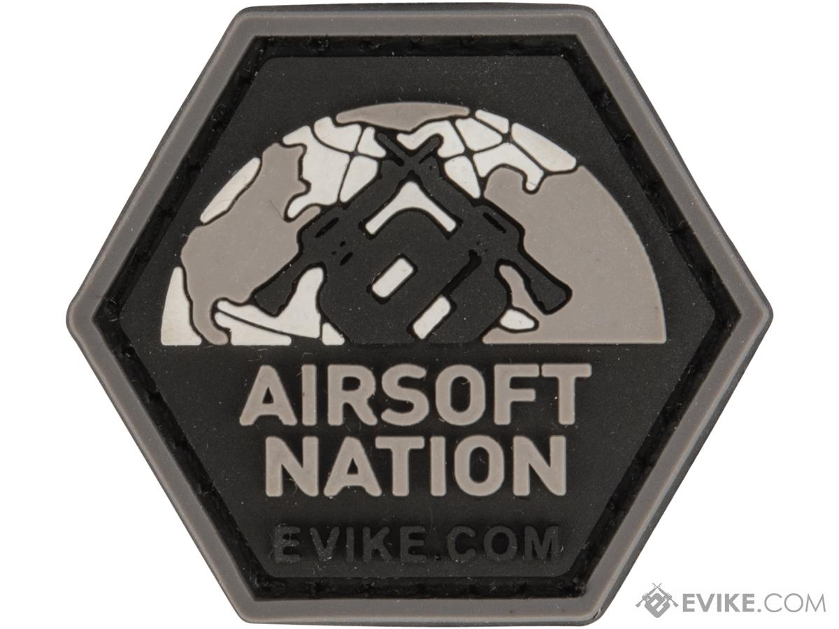 Operator Profile PVC Hex Patch Industry Series (Style: Airsoft Nation)