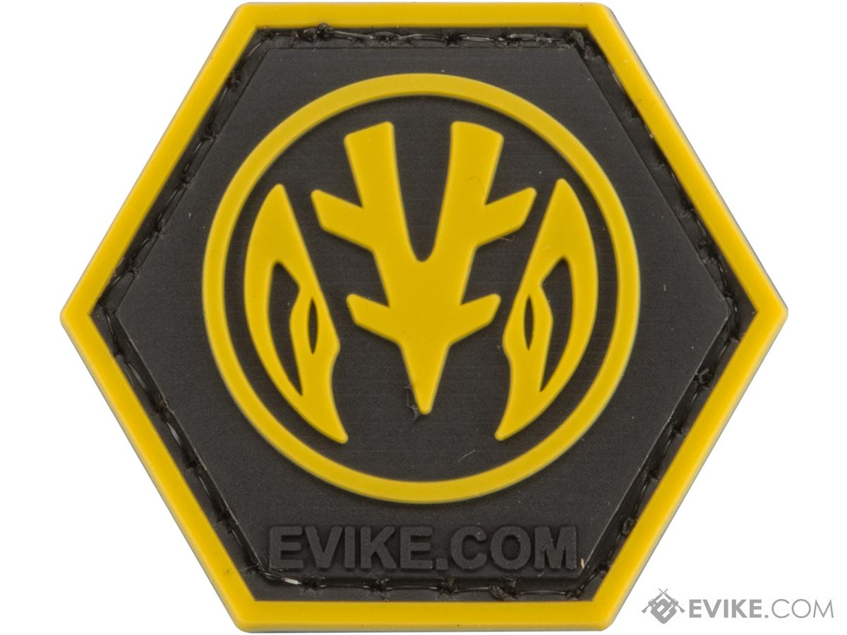 Operator Profile PVC Hex Patch Geek Series (Style: White Ranger)