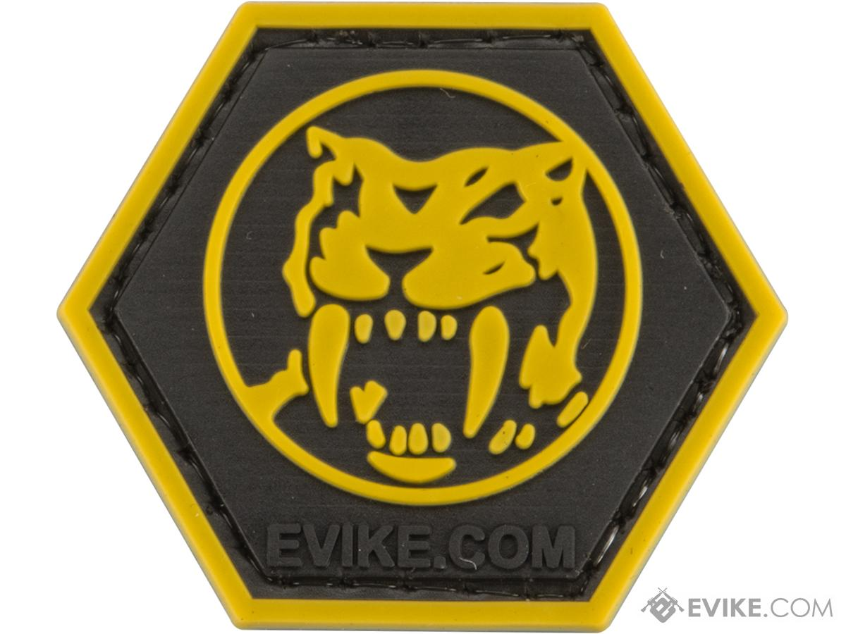 Operator Profile PVC Hex Patch Geek Series 1 (Style: Yellow Ranger)