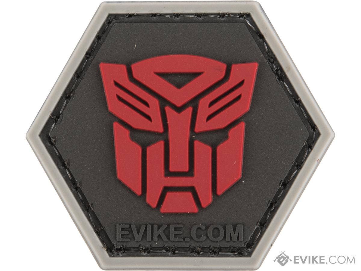 Operator Profile PVC Hex Patch Geek Series (Style: Autobots)