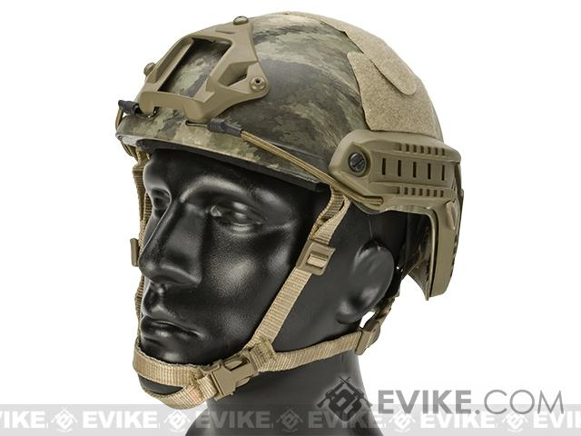 6mmProShop Bump Type Tactical Airsoft Helmet (Type: MICH Ballistic / Advanced / ATACS / Medium-Large)