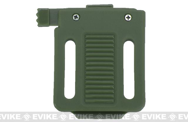 Avengers NVG Type Adapter For Airsoft Bump Helmets - OD