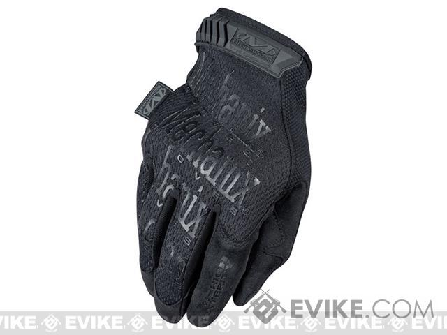 Mechanix Wear Original 0.5 Covert Tactical Gloves - Black (Size: Large)