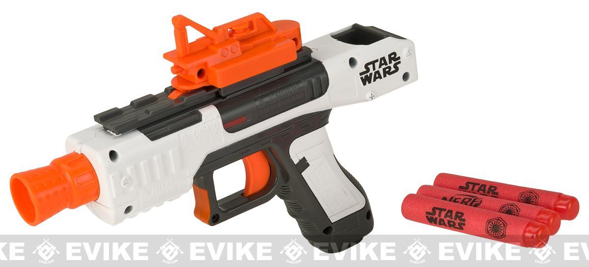 Nerf Star Wars The Force Awakens  Stormtrooper Pistol