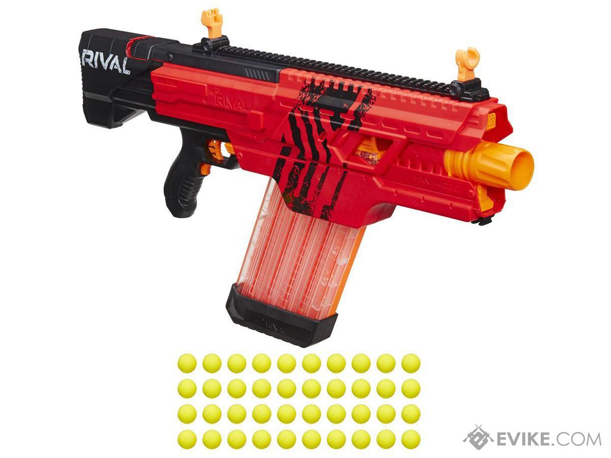 Nerf Rival Khaos MXVI 4000 Blasters - Red