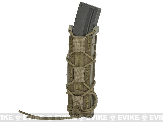 HSGI Extended Pistol TACO® Modular High Capacity Pistol Magazine Pouch - Coyote Brown