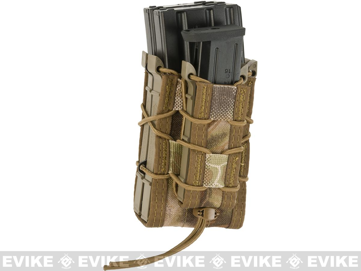 OneTirgis Tactical MOLLE Modular Single Pistol Rife Magazine Bag Mag Pouches