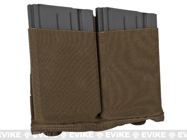 Blue Force Gear Ten-Speed Double SR25 Mag Pouch - Coyote Brown