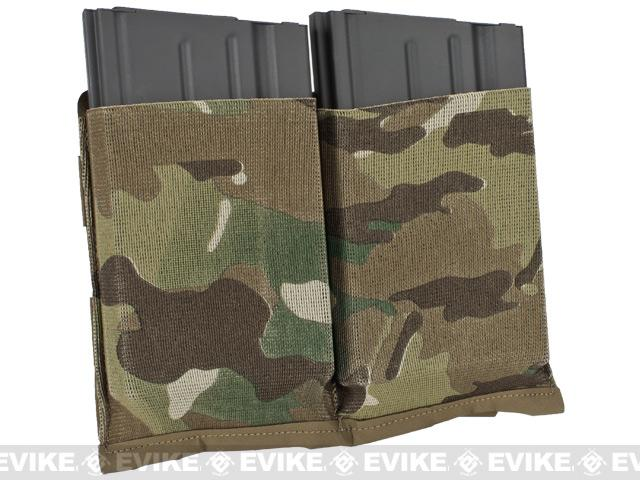 Blue Force Gear Ten-Speed Double SR25 Mag Pouch - Multicam