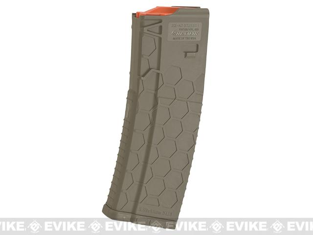 Hexmag Series 2 TRUE Riser System HX10/30 AR / M4 Magazine 5.56x45mm NATO (Color: Flat Dark Earth)