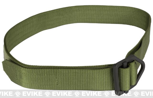 Condor Instructor Belt - OD Green (Size: Medium / Large)
