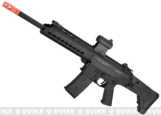 ICS Pro Line CXP-APE Carbine Electric Blowback Airsoft AEG Rifle (Color: Black)