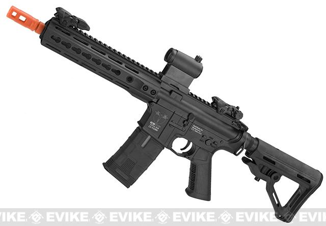ICS CXP Pro Line Transform-4 264-1  Keymod Electric Blowback Airsoft AEG Rifle (Color: Black)