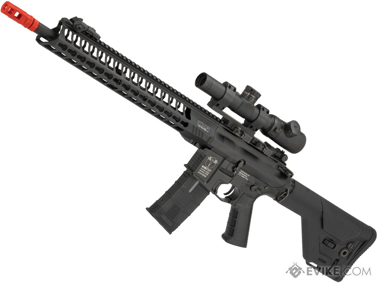 ICS CXP-YAK  Full Metal M4 Airsoft AEG (Color: Black / DMR)