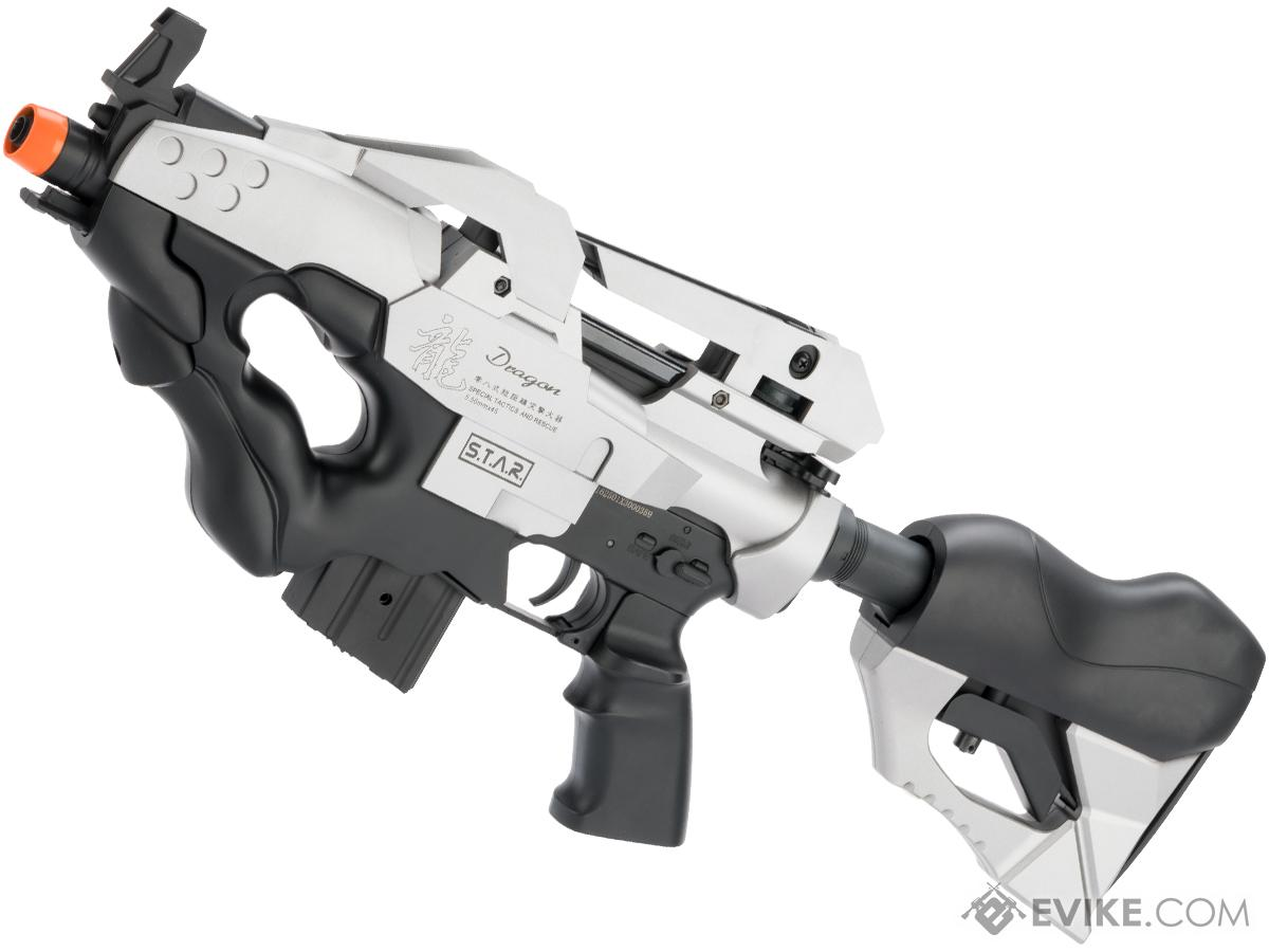 IKAZUCHI Type-0 Mid-Range Battle Rifle Airsoft AEG (Package: Rifle)