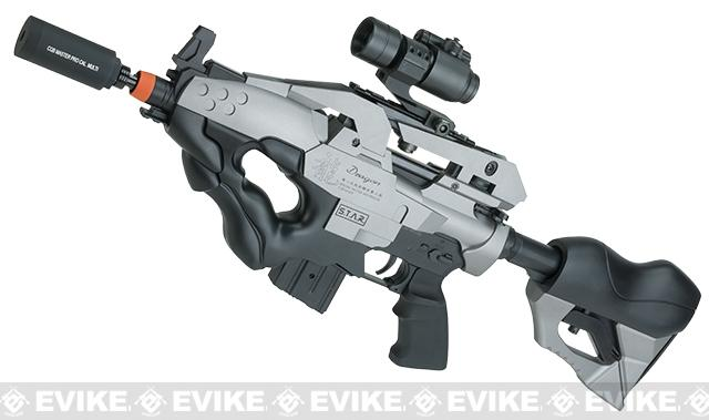 IKAZUCHI Type-0 Mid-Range Battle Rifle Airsoft AEG (Package: Advanced Player)