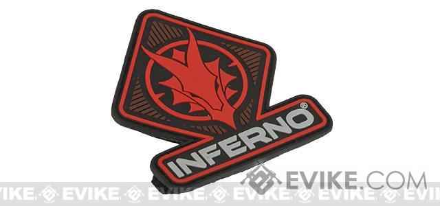 inferno patch wolverine airsoft inferno gen 2 premium edition hpa airsoft unit  at readyjetset.co