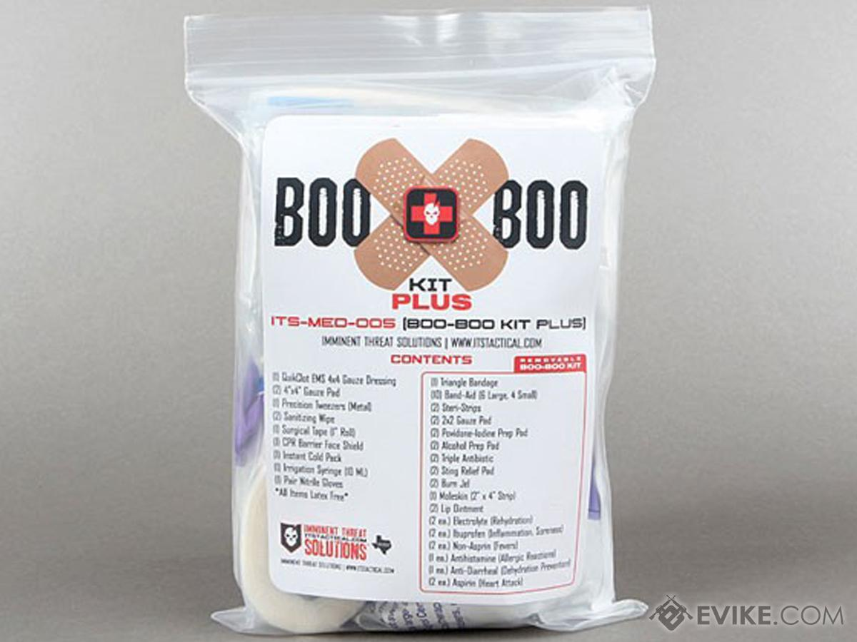 ITS Imminent Threat Solutions Boo Boo Kit Plus First Aid kit