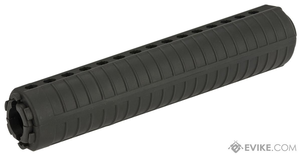 Matrix Polymer Handguard for M16A1,M16A2 and M16A3 Series Airsoft AEG Rifles - Black
