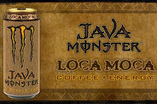 Monster Energy Drink - Java Monster - Loca Moca