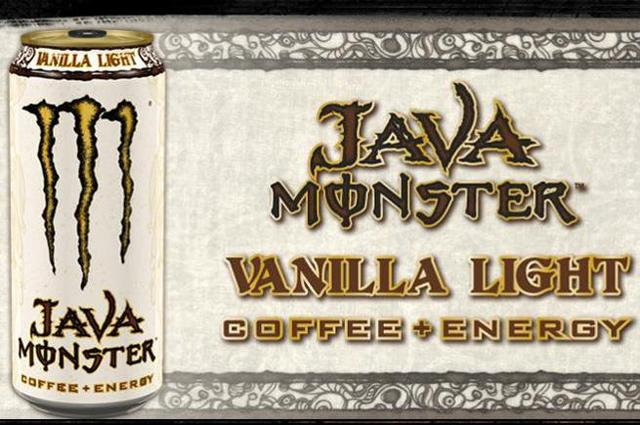 Monster Energy Drink - Java Monster - Vanilla Light