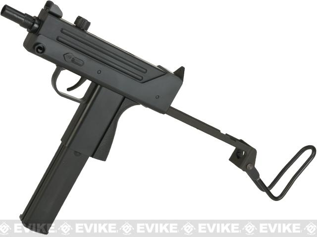 KWC MAC 11 CO2 Powered 4.5mm Airgun SMG